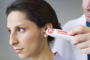 Come trattare lacerazioni dell'orecchio medio