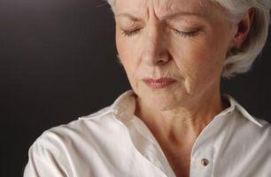 Segni e sintomi di cisti ovariche dopo la menopausa