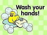 Come insegnare ad un bambino a lavarsi le mani correttamente