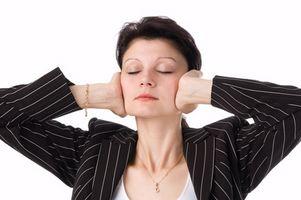 Come prendere un test dell'udito VA