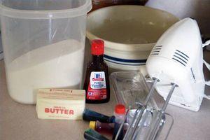 Come fare in casa colori Pasta per Cake Decorating