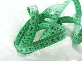 Come misurare il mio corpo telaio
