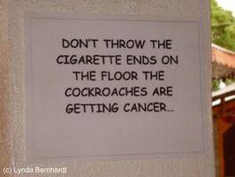 Pericoli di Second Hand fumo