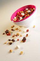 Healthy & Fun fatti in casa snack per bambini