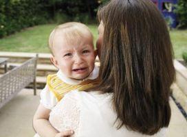Segni e sintomi di ulcere nei bambini