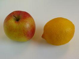 Effetti collaterali di Citrus Pectina