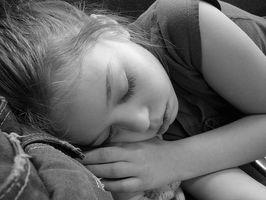 REM del sonno nei bambini