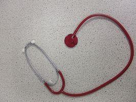 Letture medio di pressione arteriosa per età