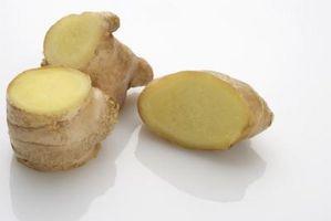 Come utilizzare Ginger per purificare l'interno del corpo