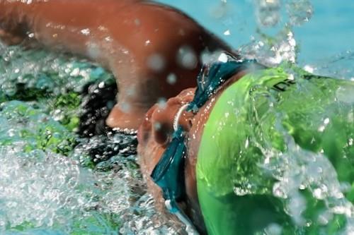 Come Nuotare per la perdita di peso