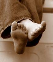 Intorpidimento dita dei piedi durante il lavoro fuori