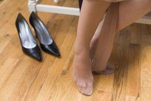 Quanto bene calze a compressione I lavori per l'edema?