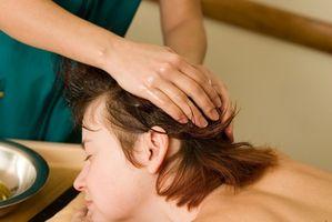 Come riparare cicatrici sul cuoio capelluto