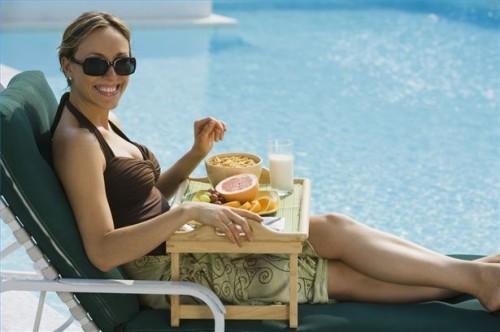 Come mantenere un piano di perdita di peso durante il viaggio