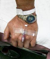 Chi forniti di regolare terapia endovenosa?