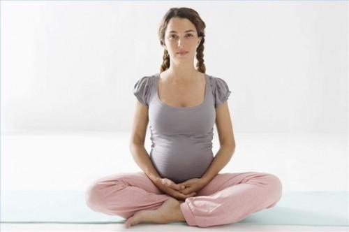 Come fare prenatale Gravidanza Yoga