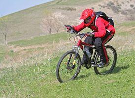 Come ad andare in bicicletta per l'esercitazione