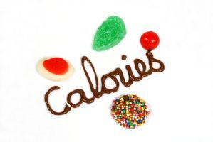 Come calcolare il totale calorie negli alimenti