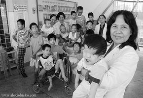 Effetti collaterali di Agent Orange nella guerra del Vietnam