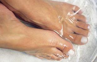 Piede Soak Home Remedy