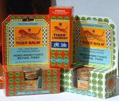 Che cosa è Balsamo di Tigre utilizzato per?