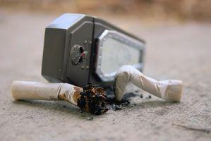 Differenza tra sigaretta di tabacco e del tabacco da pipa