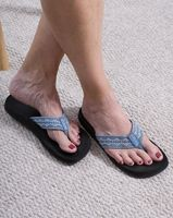 Unghie dei piedi anormali