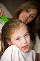 Come trattare pidocchi nei bambini