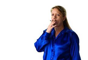 Qual è l'effetto del fumo per trent'anni sul rischio di sviluppare cancro ai polmoni?