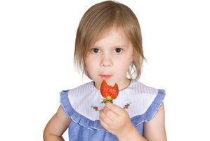 Programma di dieta per i bambini