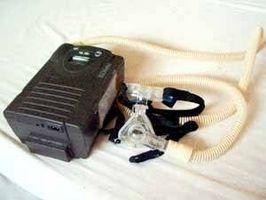 Come funziona una macchina CPAP funziona?