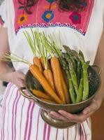 Quantità di verdure ammessi su Atkins