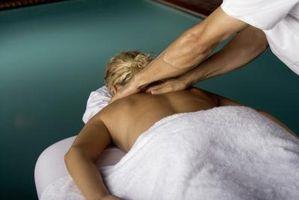 Tecniche di massaggio svedese