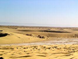 Danno ambientale in Deserts
