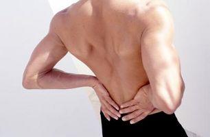 Indietro Disco Vs.  Muscle Strain