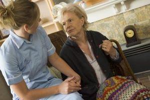 Domande da porre un Caregiver per anziani