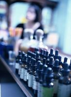Come rimuovere alcol da liquido Tinture di erbe medicinali