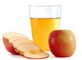 Succo di mela Rimedio per calcoli biliari