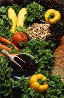 Rischi per la salute di diete vegetariane