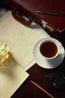 Livelli di acido di Tea vs.  Caffè Decaffeinato