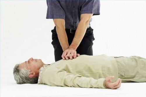 Come posizionare il paziente durante l'esecuzione di CPR