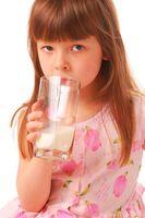Diete liquide per i bambini