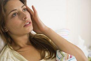 Segni e sintomi di stress sul sistema nervoso