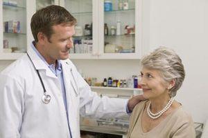 Qual è la lesione nella malattia di Parkinson?