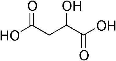 Vantaggi acido malico