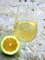 Come cucinare con vini bianchi secchi