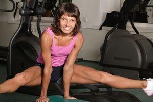Come perdere peso con un addestratore ellittico