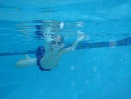 Benefici del nuoto per i bambini con difficoltà di apprendimento