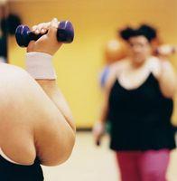 Come tagliare il grasso e Usa Esercizio anaerobico per bruciare il grasso