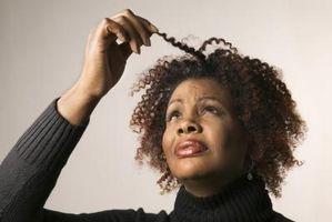 Come per migliorare la crescita dei capelli neri